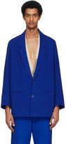 Toogood Blue The Editor Jacket