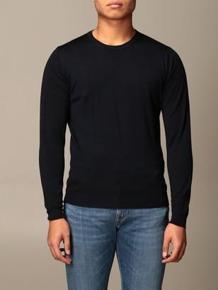 Brooksfield Sweater In 14 Gauge Merino Wool