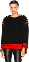 Alexander McQueen Oversized Sweater