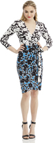 Maggy London Diana Wrap Dress