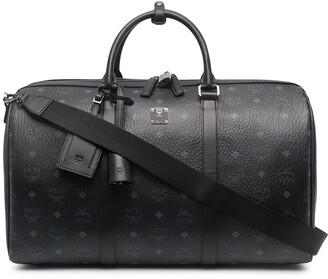 MCM Visetos Traveller Weekender bag