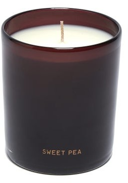 Perfumer H - Sweet Pea Scented Candle - Purple