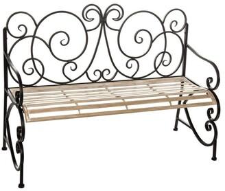 Evergreen European Style Bench - 50x36x20.25