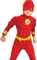 Rubie's Costume Co DC Comics The Flash Muscle Chest Deluxe Halloween Costume - Child