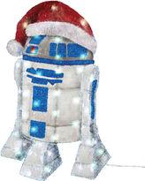 Kurt Adler 28 50-Light R2-D2 Tinsel Decoration