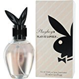 Playboy Play It Lovely Women Eau De Toilette Spray, 2.5 Ounce