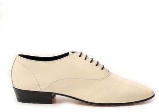 Saint Laurent Hopper Patent Oxford Shoes