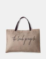 The Beach People Original Jute Bag