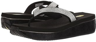 Volatile Zarina (Black) Women's Sandals