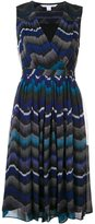 Diane von Furstenberg 'Bali' dress - women - Silk/Acetate - 6