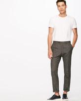 Bloomsbury Italian Houndstooth Trousers