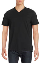 Michael Kors Sleek V-Neck T-Shirt
