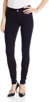 Yummie Women's Modern Mid Rise Slimming Super Skinny Jeans