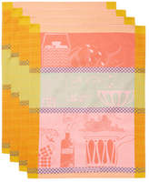 Garnier Thiebaut Garnier-Thiebaut Cuisine D' Ete Epices Cotton Kitchen Towels (Set of 4)