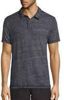 Splendid Mills Heathered Cotton Polo