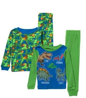 AME Jurassic World 2-Piece Pajama Set - Set of 2 (Toddler Boys)