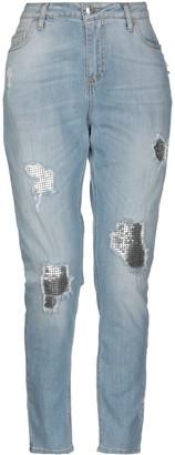 Annarita N. TWENTY 4H Denim pants - Item 42708176SJ