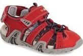 Geox 'Kraze' Sandal (Walker & Toddler)