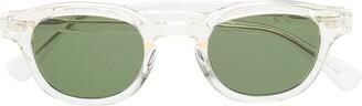 Epos Horn Rimmed Sunglasses