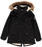 Little Karl Marc John Liberty Fur Hood Parka