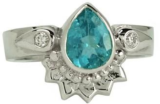 Annabelle Lucilla Jewellery Ocean Droplet Diamond Ring