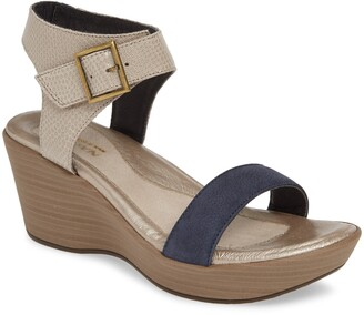 Naot Footwear Caprice Wedge Sandal