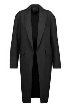 Alexander Wang Black Wool Coats
