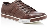 Kenneth Cole Brand Wagon Lace Up Sneakers