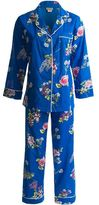 BedHead Lightweight Cotton Voile Pajamas - Long Sleeve (For Women)
