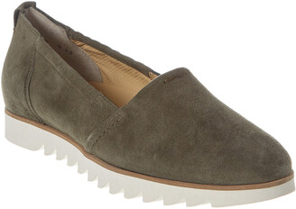 Paul Green Roger Suede Flat