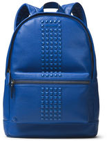 Michael Kors Bryant Studded Leather Backpack