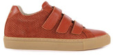 Polder Sale x National Standard Velcro Leather Trainers