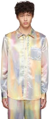 Sies Marjan Multicolor Satin Sander Shirt