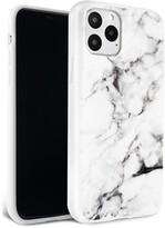 Felony Case White Polished Marble iPhone 11 Pro Max Case