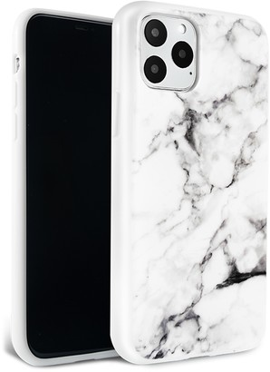 Felony Case White Polished Marble iPhone 11 Pro Max Case