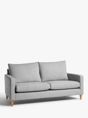 John Lewis & Partners Bailey High Back Large 3 Seater Sofa