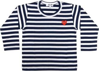 Comme des Garcons Stripe T-Shirt