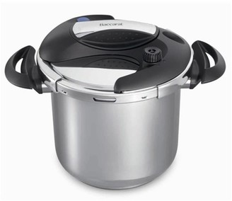 Baccarat Easy Twist 22cm 7 Litre Pressure Cooker - Stainless Steel