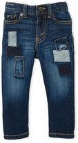 Levi's Infant Boys) 511 Slim Fit Patchwork Jeans