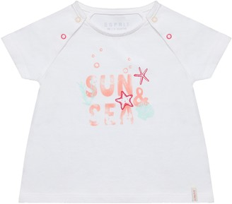 Esprit Baby Girls' RL1009102 T-Shirt