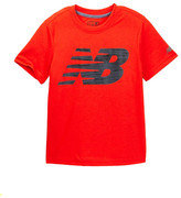 New Balance Short Sleeve Graphic Tee (Little Boys & Big Boys)