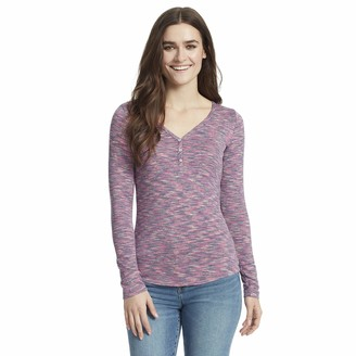 William Rast Women's Serenity Vneck Rib Top