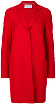 Harris Wharf London - fitted tailored coat - women - Virgin Wool - 42
