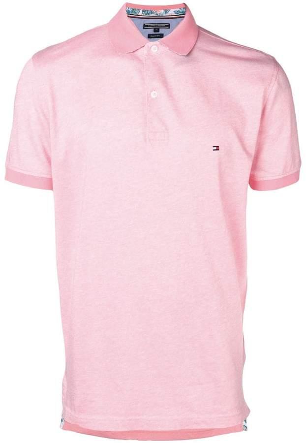 3bc60703 Tommy Hilfiger Pink Tops For Men - ShopStyle UK
