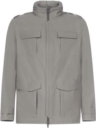 Herno Pockets Nylon Jacket