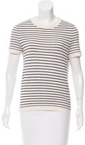 Kate Spade Cashmere Short-Sleeve Sweater