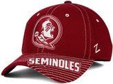 Zephyr Florida State Seminoles Slant Flex Cap
