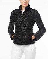 MICHAEL Michael Kors Lace Puffer Jacket