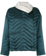 Isabel Marant Hector padded shell jacket - women - Silk/Cotton/Polyester - 38