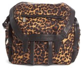 Alexander Wang Marti Leopard Print Nylon Backpack - None